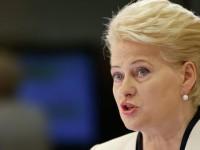 Президентът на Литва надмина украинските радикали