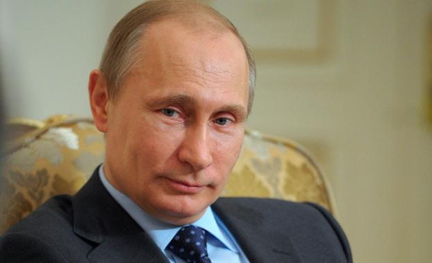 Путин намали заплатата си