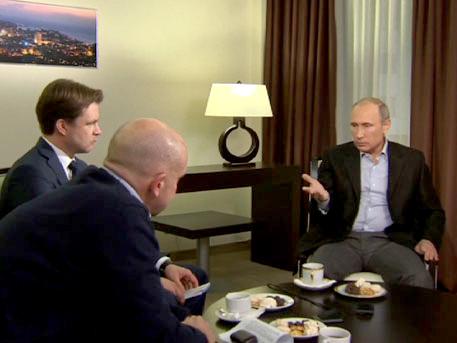 Путин разказа къде живеят дъщерите му и дали е самотен