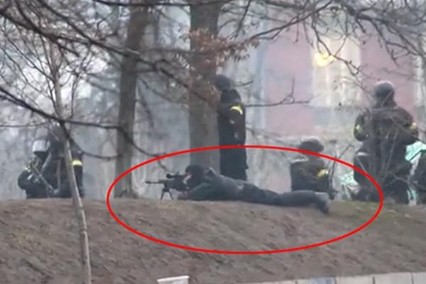 Източник в СБУ на Украйна: Снайперистите от Майдана отдавна са ликвидирани