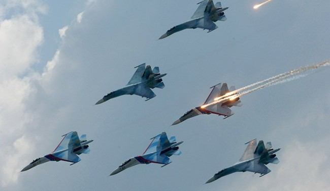 Усилват отбраната на Крим с 14 изтребители