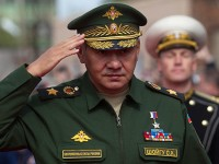 Сергей Шойгу получи висока военна награда