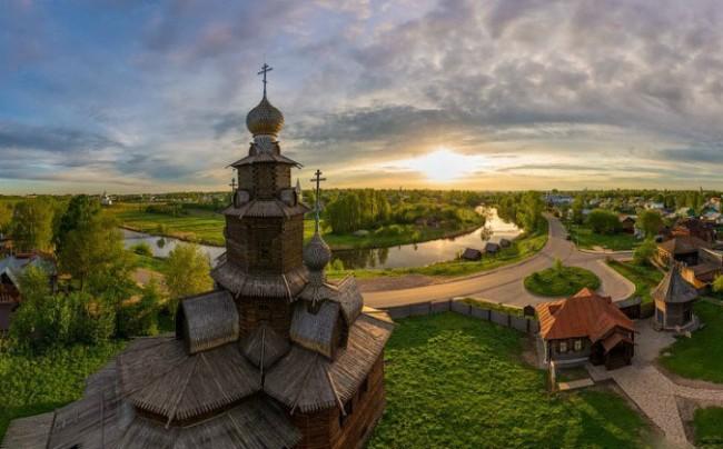AirPano.ru стартира виртуална обиколка по градовете на Златния пръстен