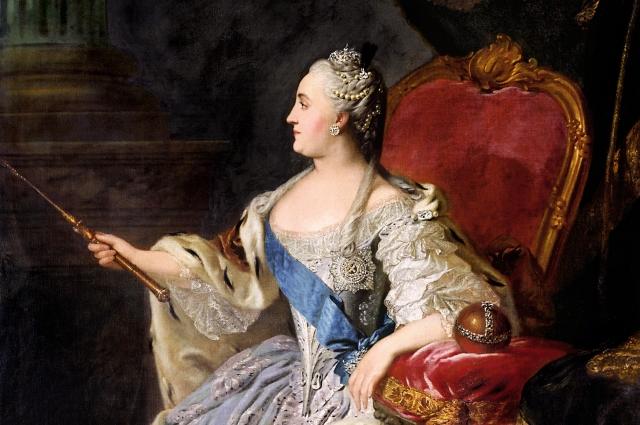 Как Екатерина II ядосала френския двор