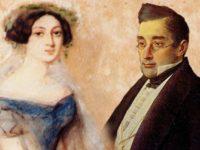 Историята на една любов – Александър Грибоедов и Нина Чавчавадзе