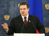 Дачич: Да се скараме с Русия ще е самоубийство