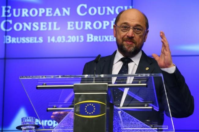 Мартин Шулц: Европа да бъде отворена за диалог с Русия