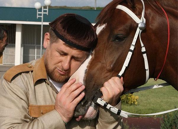 Кадиров: Обама да се заеме с държавните дела, а не да налага санкции на кобилата ми