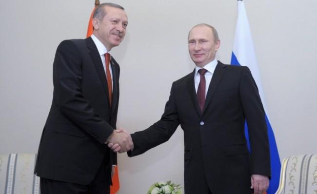 Путин ще посети Турция на 1 декември
