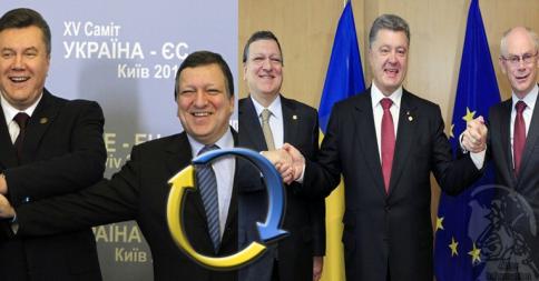 "Кога Петро Порошенко стана ""добър олигарх"" ?"