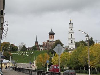 Десетте най-стари градове  на Подмосковието – Волоколамск