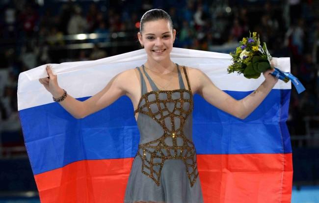 Аделина Сотникова и Александър Легков – гордостта на днешна Русия