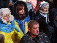 В Киев протестират пред Националната банка