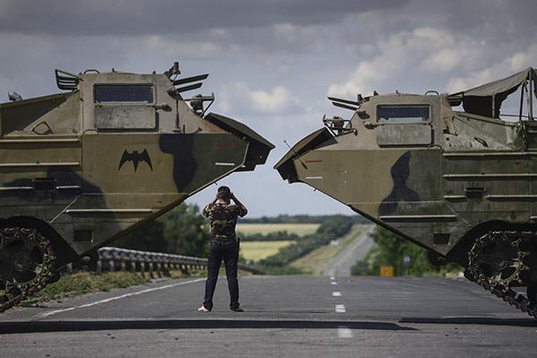 В Украйна настъпи истинско примирие