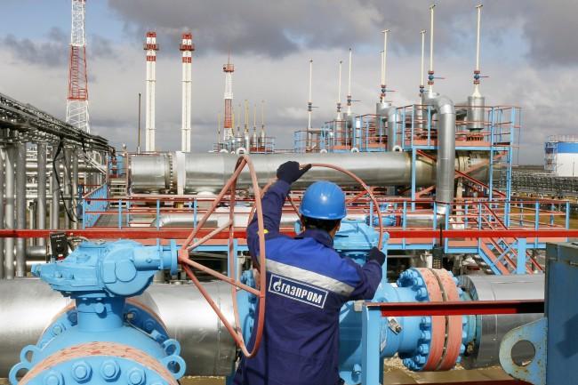 """""""Газпром"""" започна работа по тръбопровода към Турция"""