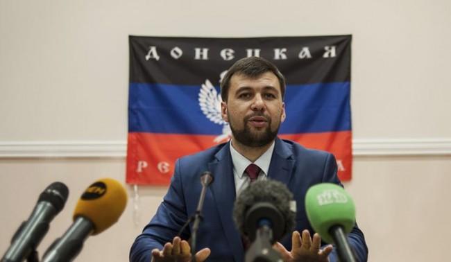 Пушилин: Киев обеща да изтегли тежката техника в Донбас