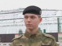 Внукът на Алла Пугачова учи за офицер в Чечня