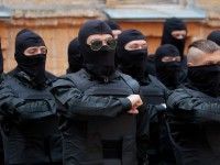 """Десен сектор"" превзе храм в Западна Украйна"