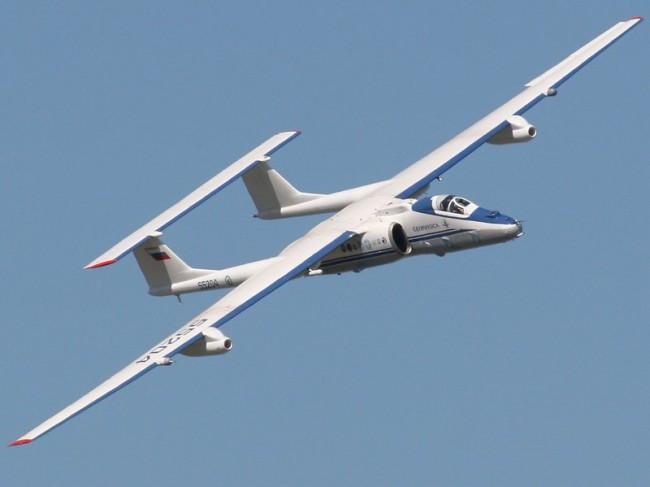 Европа арендува уникален руски самолет-разузнавач