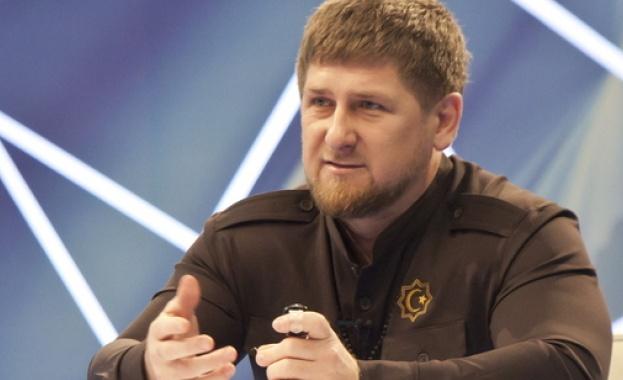 Кадиров се врече във вярност на Путин