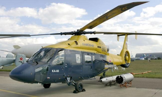 """Ка-60 """"Касатка"""" – хеликоптер от ново поколение"""
