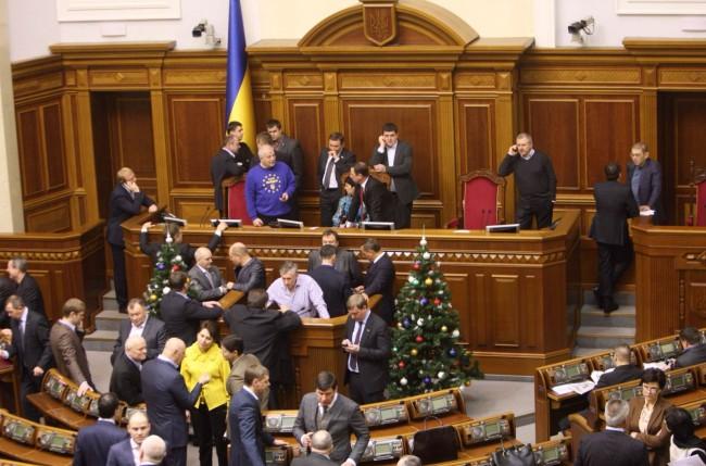 Киев прие бюджета си за 2015