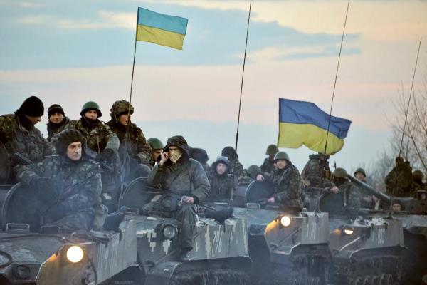 Киев увеличава военната си сила в зоната на конфликта