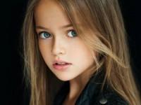 9-годишна рускиня е най-красивото дете в света