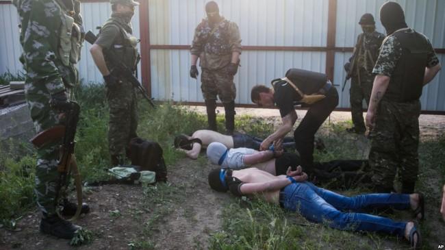 МВнР на РФ: В Украйна става лов на вещици