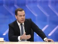 Медведев: 2014 – колосални постижения и големи проблеми