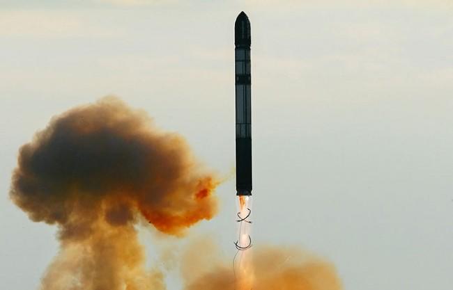 """Новите руски ракети """"Сармат"""" ще бъдат разположени в Поволжието и Сибир"""
