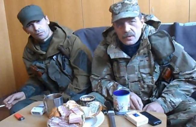Опълченец разказа, как Порошенко му продавал оръжие с камиони