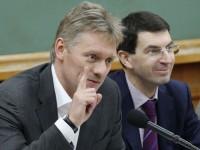 Песков коментира изказването на Псаки за «окупацията на Крим»