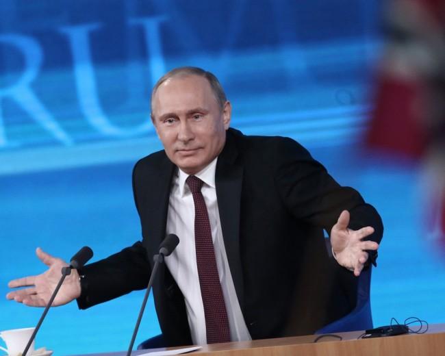 """Путин не спомена България и """"Южен поток"""" нито веднъж"""