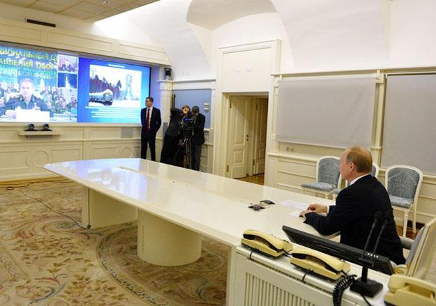 """Путин определи  пуска на """"Ангара-А5"""" като много важно събитие"""