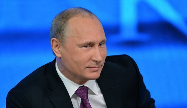 Путин: Русия се нуждае от две години за да излезе от кризата