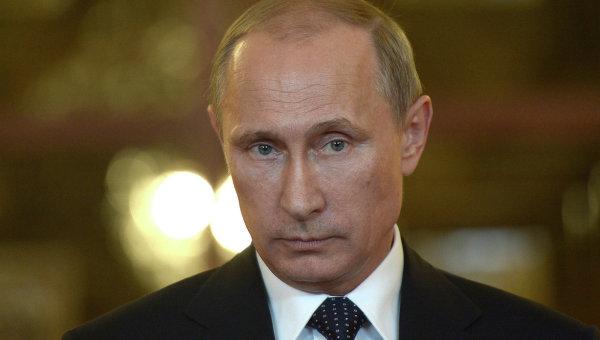 68 % от руските граждани определиха Путин за човек на годината