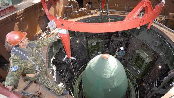 """В Русия провеждат изпитания на ракетата, призована да замени """"Сатана"""""""
