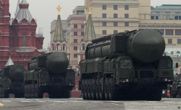 Руското ядрено оръжие отива в Крим?
