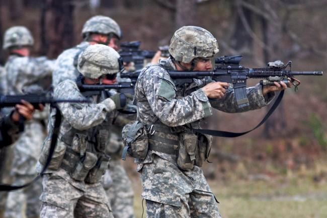 САЩ потвърдиха: Армията ни е край границите на Русия!