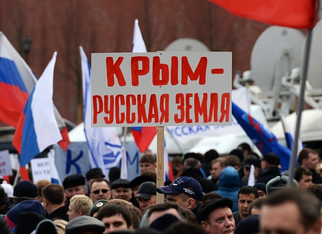 Северна Корея оправдава присъединяването на Крим към Русия
