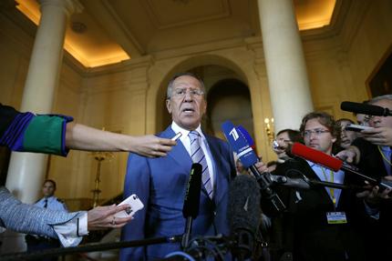 Русия никога не е наричала НАТО враг, заяви Лавров