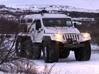 Нов руски военен всъдеход премина тестове в Задполярието