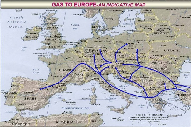 """""""Южен поток"""" – жертва на украинската криза и спадащите енергийни цени"""