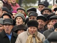 Пенсионерите в Донецк съдят украинското правителство