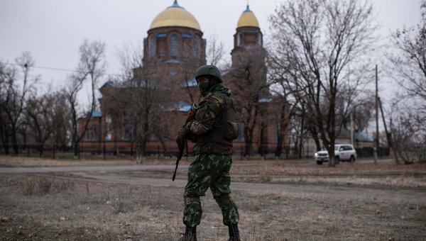 УПЦ МП: почти 90 православни църкви са разрушени заради войната в Донбас
