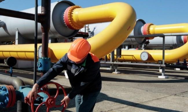 Украйна отново получава газ от Русия