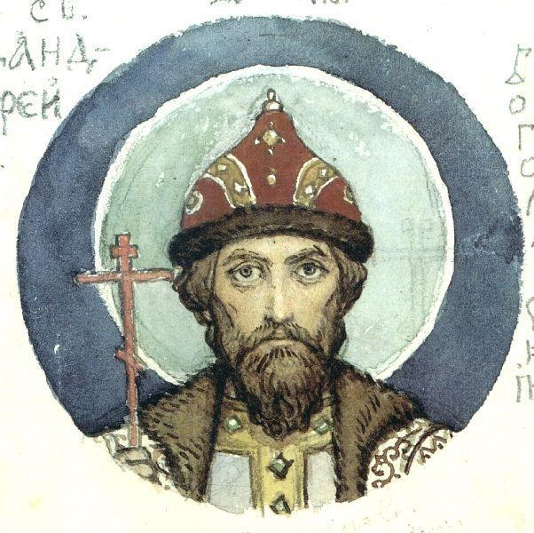 Княз Андрей Боголюбски
