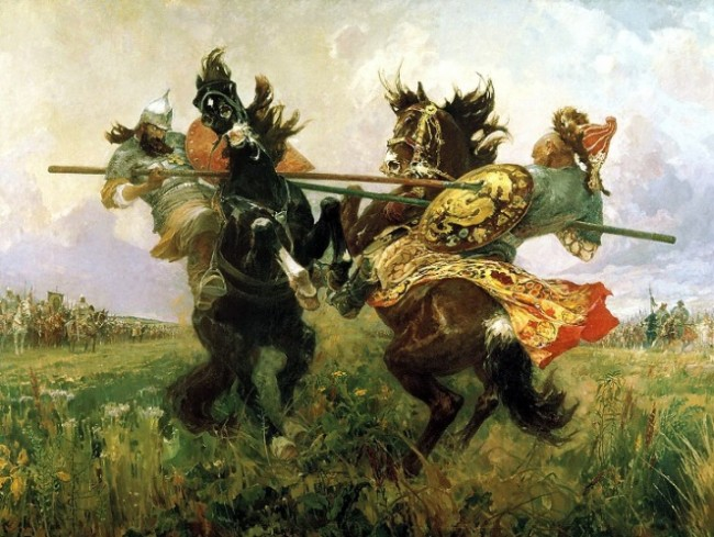 Загадките на Куликовската битка