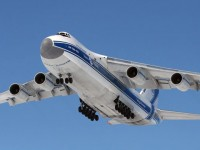 Освободиха руски Ан-124 в Нигерия